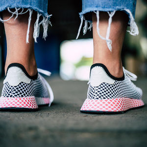 adidas Shoes - ADIDAS Deerupt Fashion Sneakers